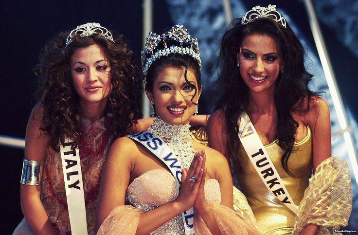 "Pallavi Bhoyar : """"Priyanka Chopra - Miss World 2000 "" """