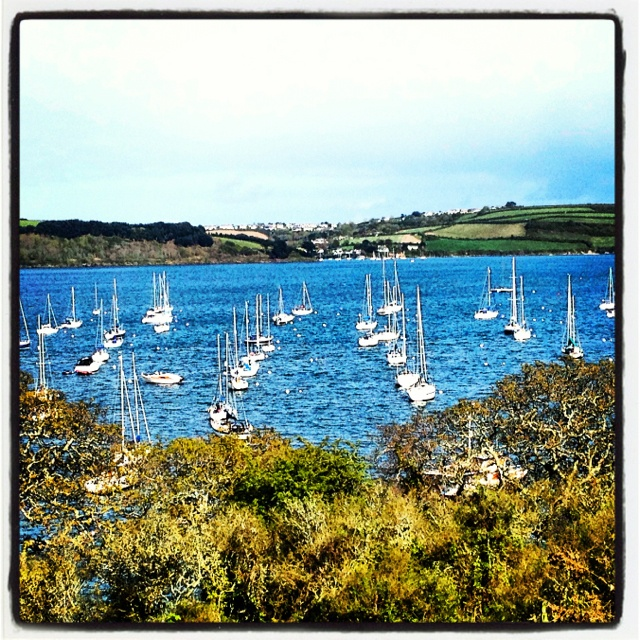Mylor Harbour, Cornwall UK - own photo. ... #cornwall hotel deals http://holipal.com/hotels/