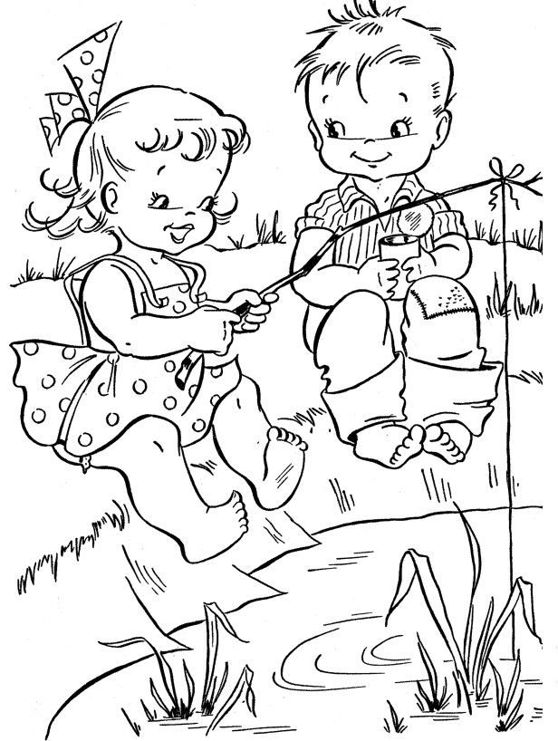 summer coloring pages for older kids - Free Large Images | 818x616