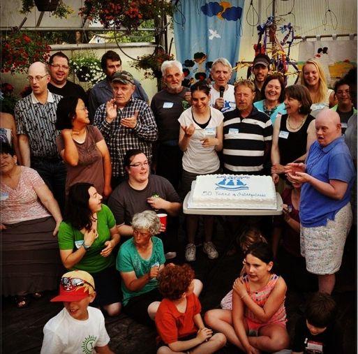 L'Arche Tahoma Hope celebrates its 37th and L'Arche International's 50th anniversary!