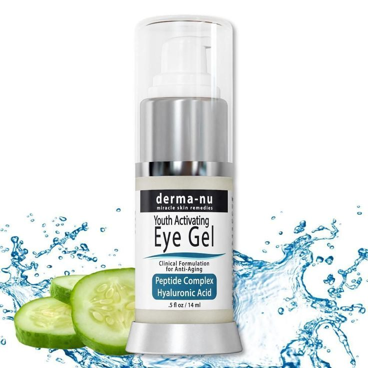 Click HERE to purchase on AMAZON  Derma-nu Youth Activating Eye Wrinkle Cream is the Highest Quality, Most Potent and Most Effective Eye Cream treatment for Dark Circles Puffiness and Wrinkles Around your Eyes.The area around your eyes is the first area to start showing the signs of aging. Since there are no oil producing glands in this area it is very important to hydrate the skin around the eyes with a very good Eye Gel or Eye Cream. You will want to use an Eye Gel or Eye Cream that has a