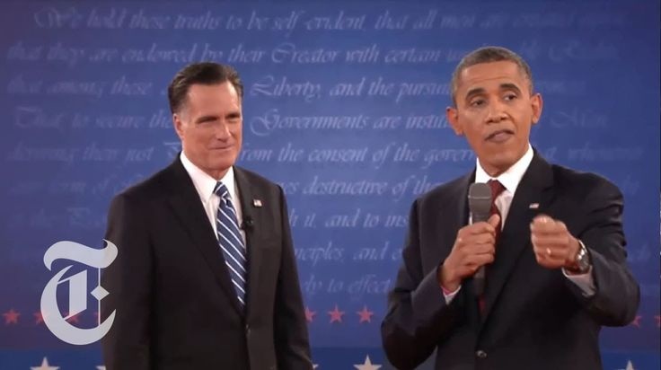 Election 2012   Obama vs. Romney: Complete Second Presidential Town Hall...