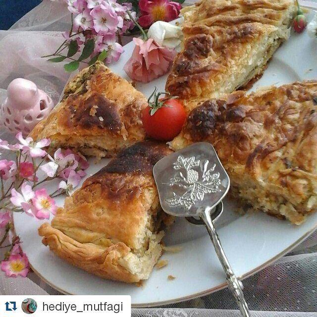 En güzel mutfak paylaşımları için kanalımıza abone olunuz. http://www.kadinika.com #Repost @hediye_mutfagi with @repostapp  Nefissssss tel tel dökülen açma börek…