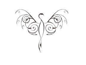2017 trend Tiny Tattoo Idea - Una Phoenix es un símbolo de un valiente que ha elevado por encima de la advers...