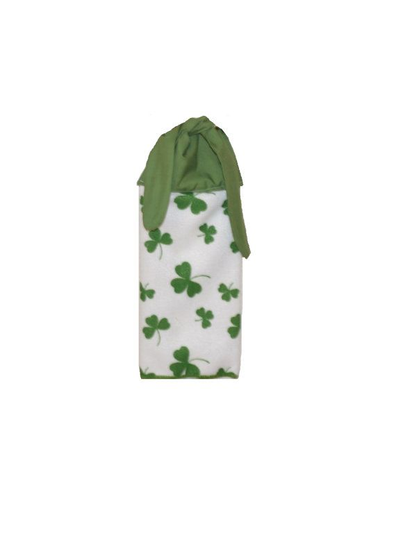 Shamrock Hand Towel St. Patricks Day Irish Dish von SuesAkornShop