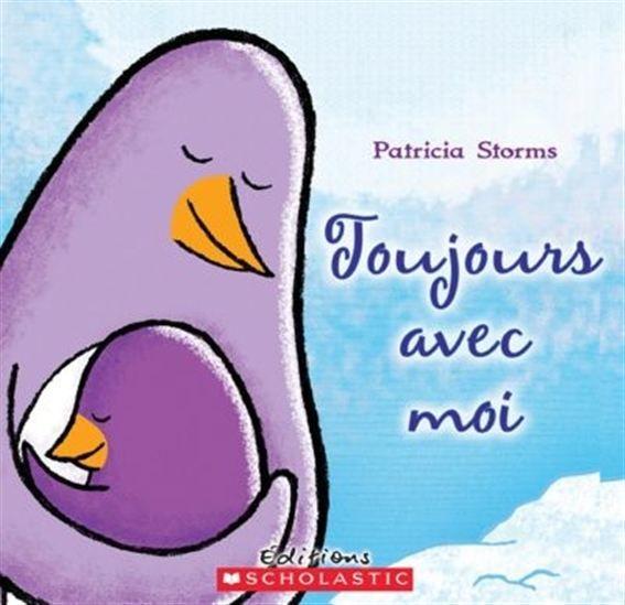 Dans ce livre tendre et amusant, un adorable pingouin apprend que sa maman sera toujours près de lui... sauf quand il sera temps de le laisser partir. Réconforté par cet amour inconditionnel, le petit pingouin peut commencer à explorer le monde qui l'entoure pas à pas — dessiner, observer les étoiles, se mettre en colère — tout en sachant que sa maman sera toujours là pour le réconforter.
