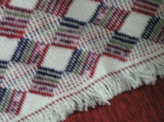 Weiche Salbei grün Schwedisch Weben Decke von NeenersWeaving