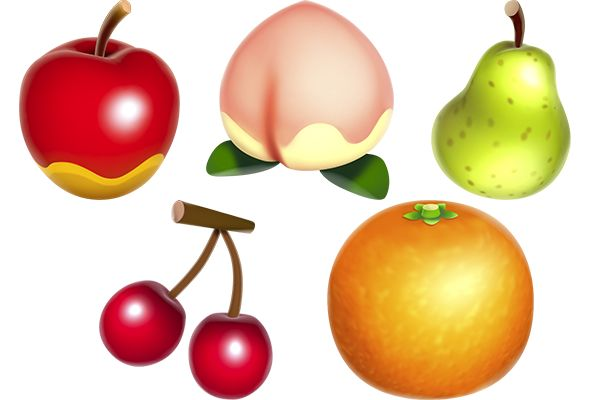 How To Get Grapes Lemons Lychee Apples Pears Fruit Pocket Camp Guide