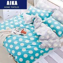 Пододеяльник горошек постельного белья постельное белье кровать розовая простыня желтый розовый и белый коричневый простыня(China (Mainland))