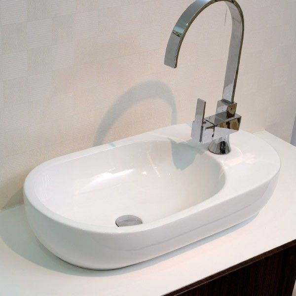 Small Counter Top Basins : Rio Countertop Basin Countertop Basins Better Bathrooms