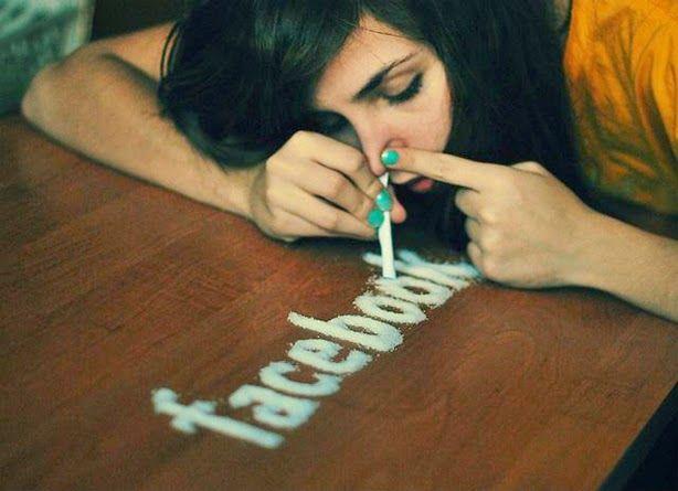 Facebook Detox: A Day in the Life of a Facebook Addict (Facebook Addiction)