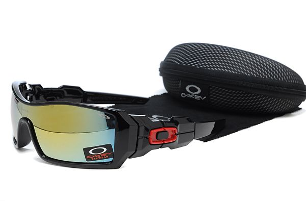 $12.99 Dealextreme Oakley M Frame Sunglasses Brown Frame Transparent Lens www.sportsdealextreme.com
