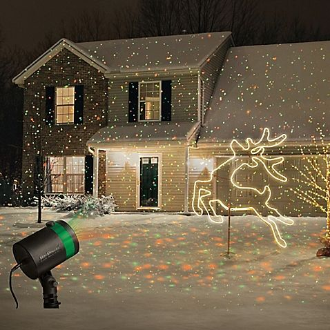 star shower laser light - Elf Laser Christmas Lights