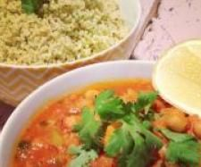 Recipe Clone of Moroccan Chickpea Stew by mamoochie - Recipe of category Main dishes - vegetarian