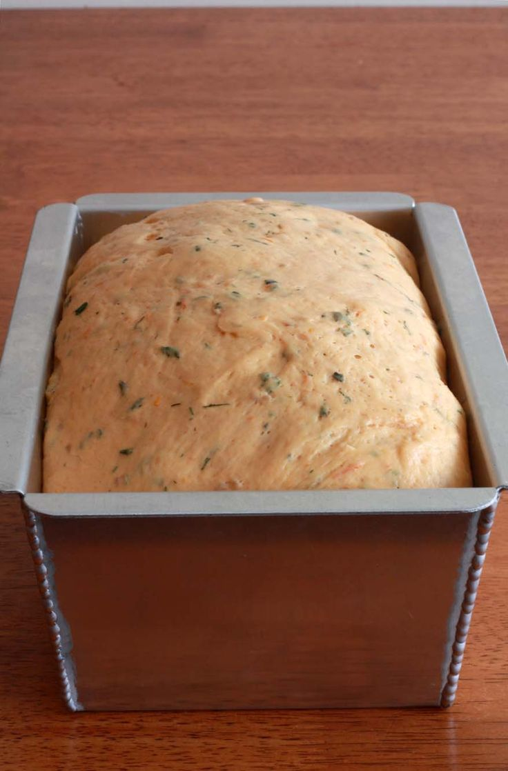 Fresh Tomato And Herb Bread