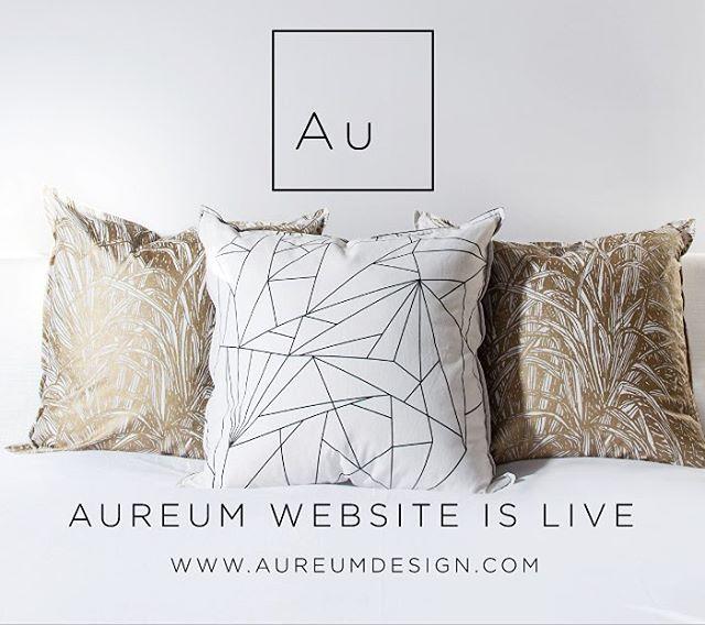 AUREUM brand design // Website Design by #dixielanddesigns {www.aureumdesign.com}  #websitedesign #branding #aureumdesign #brandidentitydesign (at Johannesburg, South Africa)