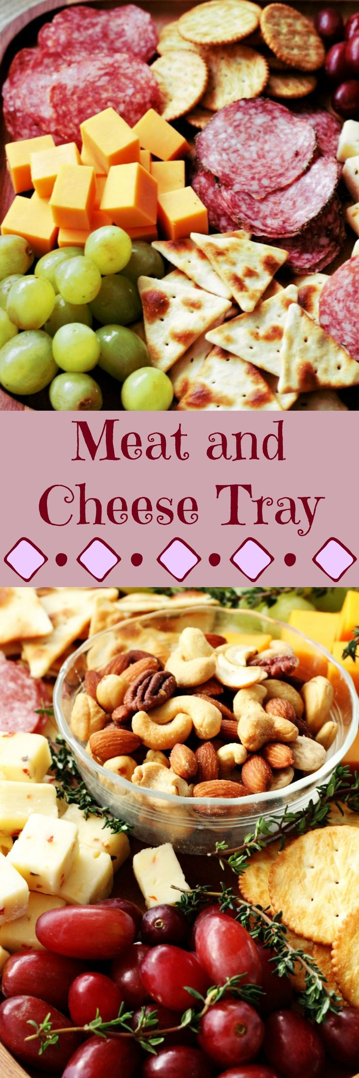 Meat and Cheese Tray, Recipe Treasures