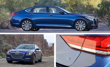 2015 Hyundai Genesis Sedan First Drive – Review – Car and Driver