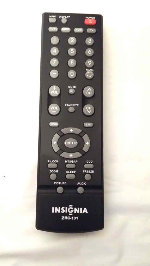 ZRC-101 Remote Control