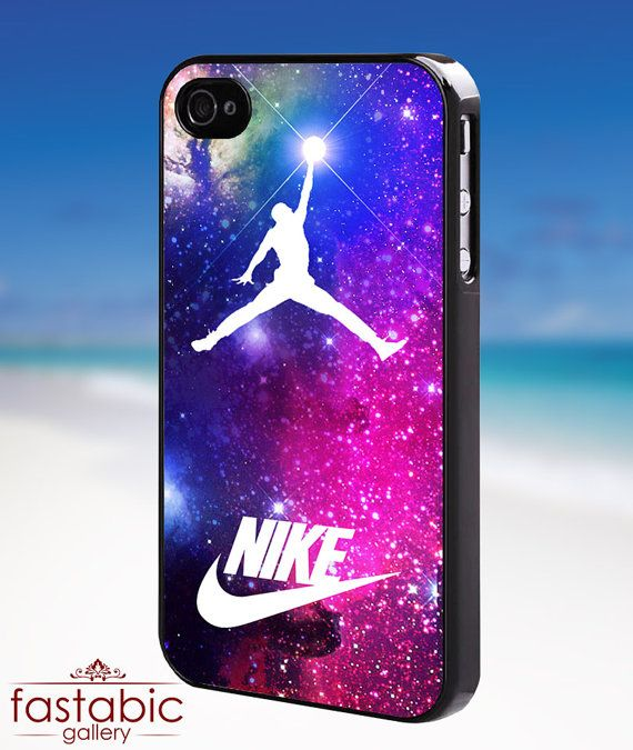 Nike Jordan nebula    iPhone 4/4s/5/5s/5c Case  by fastabicgalerry, $15.00