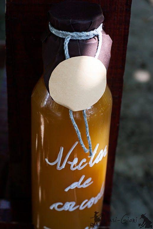 Nectar de corcoduse galbene ~ Vasi-Gioni