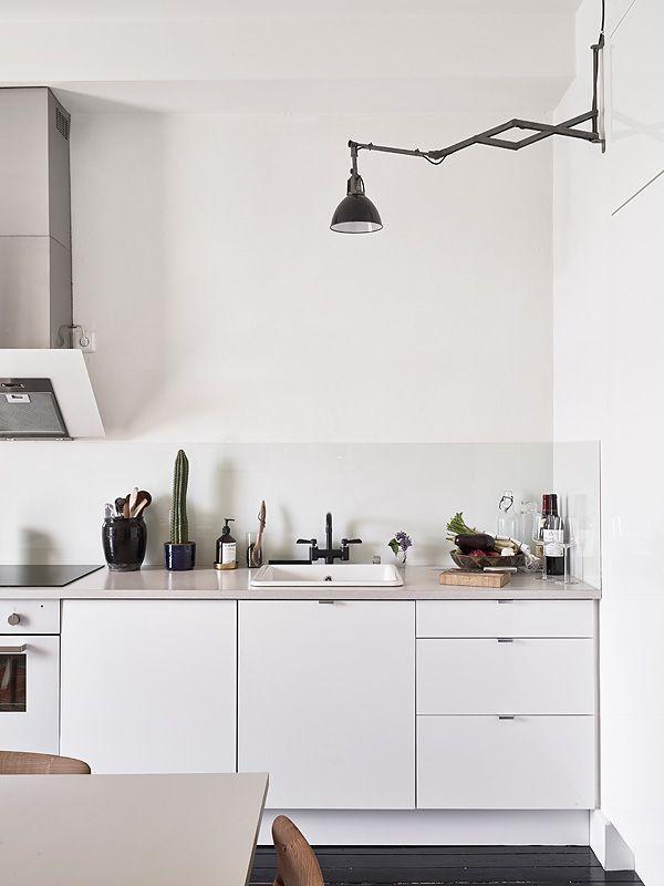 Achterwand Keuken Zonder Bovenkastjes : over Bovenkastjes op Pinterest – Kasten, Keukens en Keukenkasten