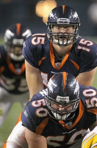 NFL: Peyton Manning Playing for the Denver Broncos Makes