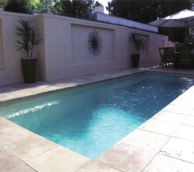 inground fibreglass pools
