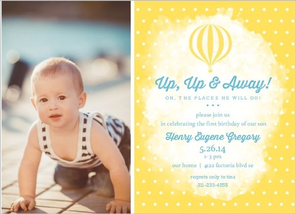 17 best Cheap Girls First Birthday Ideas images – Cheap First Birthday Invitations