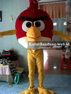 Badut Bandung | Jual Kostum Baju Badut Murah: Jual Badut Angry Bird