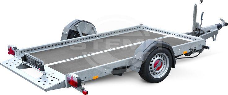 STEMA - Der Anhänger - KONFIGURATOR te koop bij www.bouwmanaanhangwagens.nl