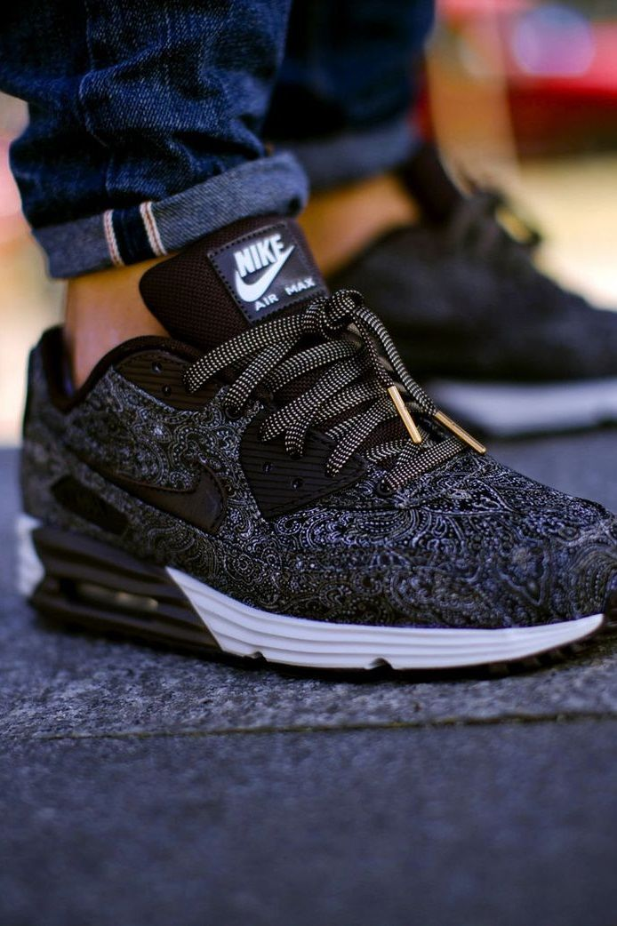preludetoreality: Nike Air Max Lunar 90 Suit & Tie