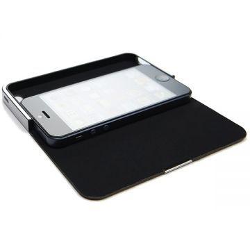 Husa Anymode Folio Frame Maro iPhone 5