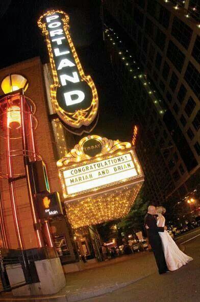 Arlene Schnitzer Concert Hall Portland, Oregon Beautiful inside xo