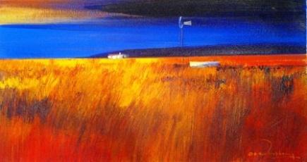 Karoo afternoon - Alice Art Gallery
