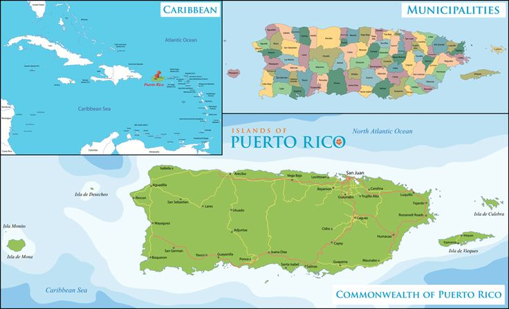 Fun Facts about Puerto Rico. Must know facts for tourists. Puerto Rico facts about government, currency, weather, location, interesting facts and more...