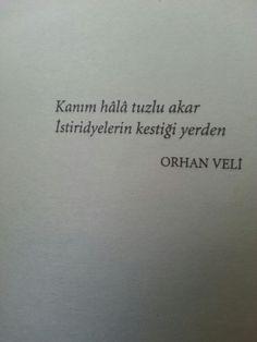 Orhan Veli #şiir