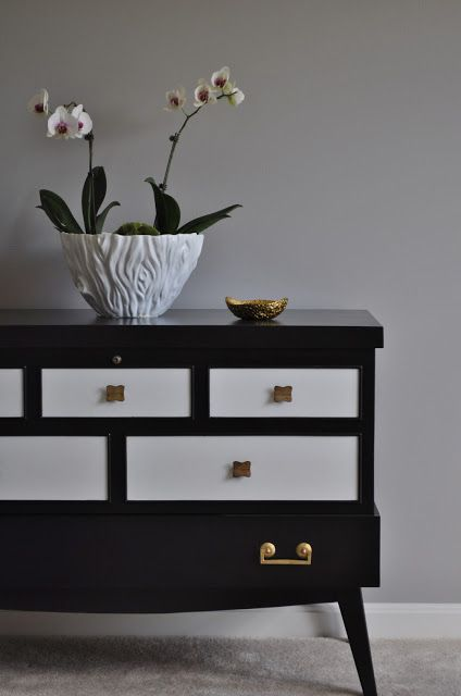 Best 25 White Painted Dressers Ideas On Pinterest White