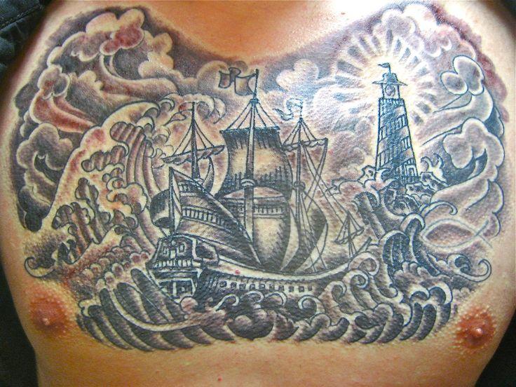 34 Best Treasure Tattoo Images On Pinterest