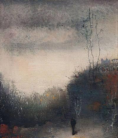 Jan Mankes, Hill in (Heuvel in) Brongerga on ArtStack #jan-mankes #art