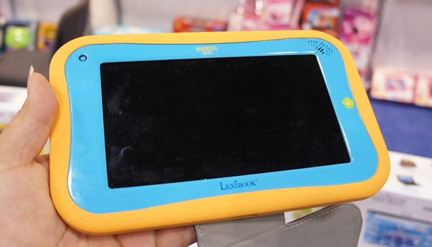 Lexibook Android Tablet for kids - actually looks like a nice compact size for adults too! (via #spinpicks)