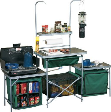 For My Mom Cabela S Standard Camp Kitchen Kitchens Outdoor Cooking Camping