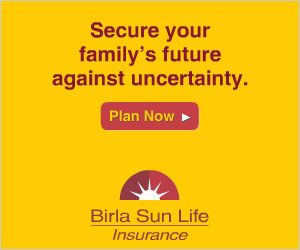 Secure your family's future against uncertainty