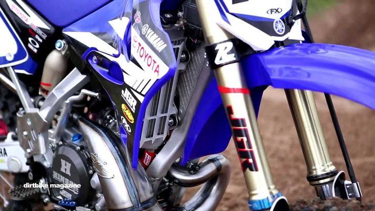 Project Bike Spotlight-JGR built Yamaha YZ250 Two Stroke