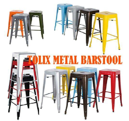 Antique Marais Metal Tolix Bar Stool,Various Colors Tolix Bar Stool,Metal Frame Bar Stool,High Chairs, View antique bar stools for sale, Top...