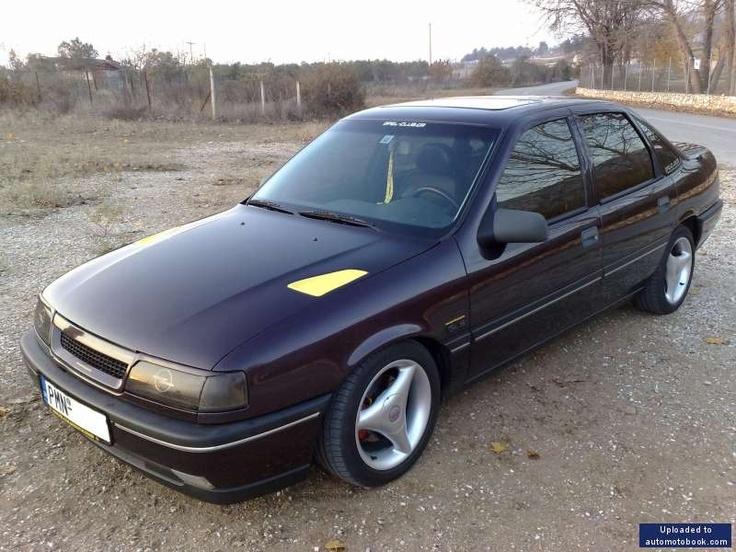 Opel Vectra (1989) on automotobook.com