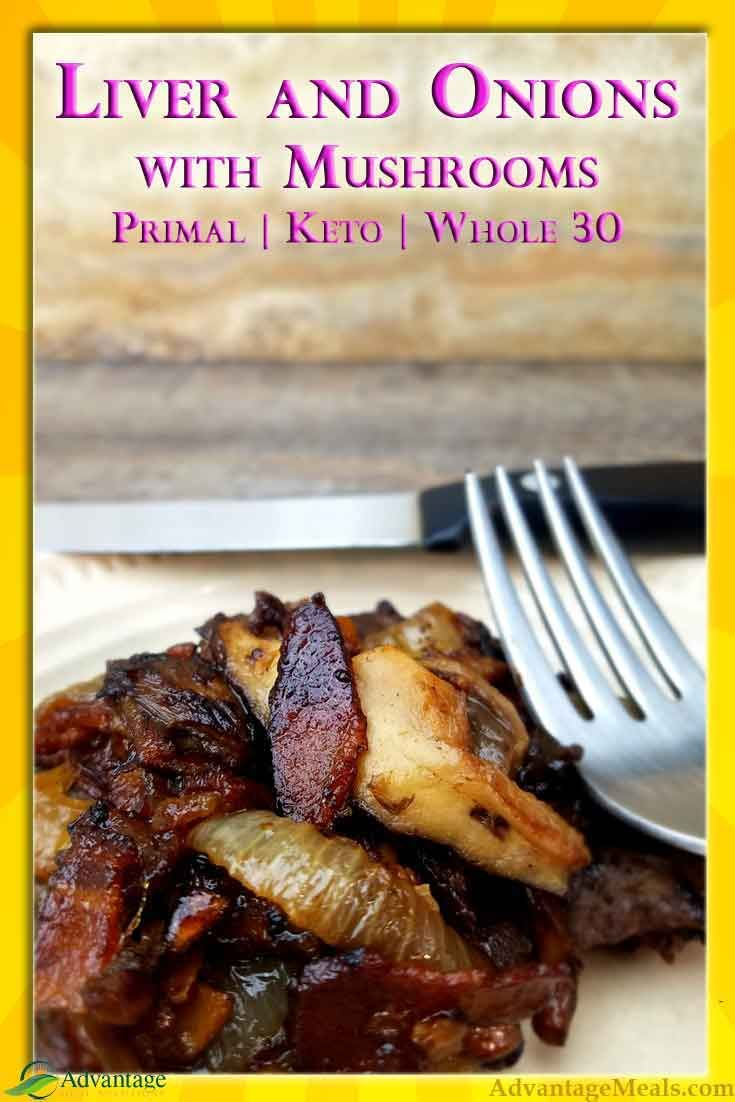 Keto Liver And Onions Recipe Liver And Onions Liver Recipes Keto Liver Recipe