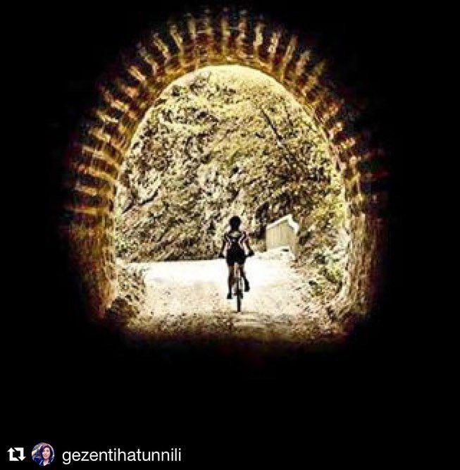 Karanlıktan aydınlığa... @gezentihatunnili  teşekkürler #bisiklet #bisikletturu #keyif #bisikletkeyfi #bisikletaşkı #bike #bicycle #gezgin #mersinbisiklet #seyahat  #bubisiklet #photohraphy #photo