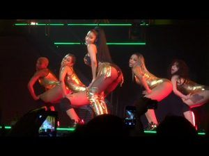 Nicki Minaj performing Anaconda are living on the Liverpool Echo Arena all the way through The Pinkprint Tour 2015. No copyright infringement meant. All performing and track rights are the property of Nicki Minaj and UMG Recordings.