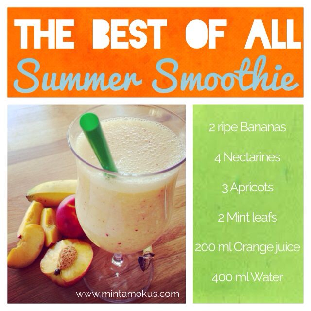 Best of all Smoothie